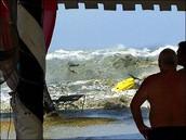 Super deadly tsunami