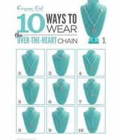 10 Ways to wear this Miracle chain!
