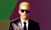 BackGround About Eminem