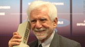 inventor of the cell phone