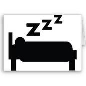 dormirse