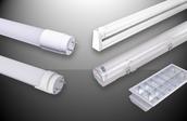 LED T8 光管及配套燈具