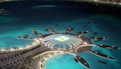 A stadium that was FIFA was played in Qatar