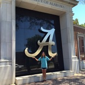I hope to attend The University of Alabama