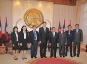 Government of Laos