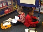 Reading Partners!