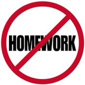 Me choca la tarea.