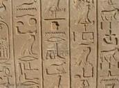 Hieroglyphics in action