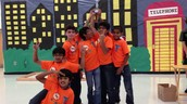 Congratulations Disaster Blasters Robotics Team!