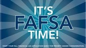 The thought of applying for financial aid can be overwhelming....no need to do it alone!