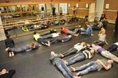 Leerarrangement dans op vrijdag 5 februari