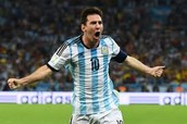 Feature story of Messi