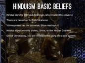 The basic beliefs