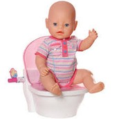 Baby Born Potty training лутка