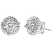 Glint Flower Earrings