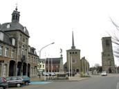 The city of Saint-Ghislain