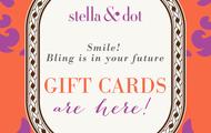 Stella & Dot Giftcard