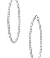 Adelaide Hoops - Silver