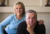 Scott Bolzan & his wife