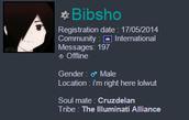 Bibsho