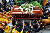 Buddhist: Burial