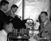 1958 - Chemically separating Californium