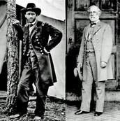 Ulysses S. Grant & Robert E. Lee