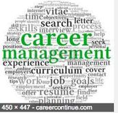 Career management reason...