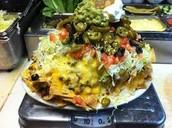 our crazy nachos