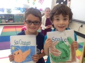 Snakes and Sea Creatures