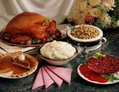 Mrs. Sessions' Special Thanksgiving Lunch November 19th