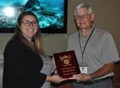 AFA San Diego Teacher of the Year