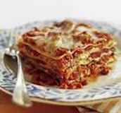 My Favorite Food is Lasagna