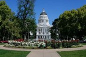 Community Prayer Walk at the State Capitol