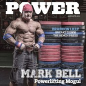 "MARK ""SMELLY"" BELL - SUPER TRAINING GYM"
