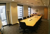 ** Boardroom Style & Video Conferencing Meeting Rooms Available **