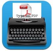 Type on PDF for Free