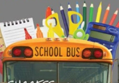 Stuff The Bus is coming to B/CS Thursday, August 4, 2016