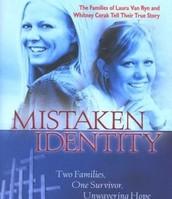 Mistaken Identity Book