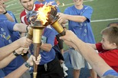 Carry The Torch To Help Them Achieve Their Dreams!