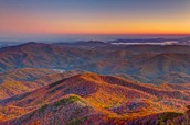 Amazing Mountain Top Views