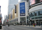 Eaton Center On Young Street