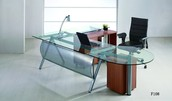 Get a Glass Desk to Make Your Home Workplace Elegant