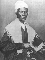 Sojourner Truth - Escaped Slave and Women's Right Activist