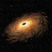 What powers a Quasar?
