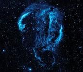 Sygnus Loop Nebula
