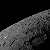 mercury's surface