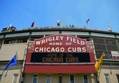 The Cub's home Field