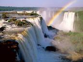 Iguazu Falla