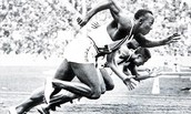 Jesse Owens great moments at the olympics